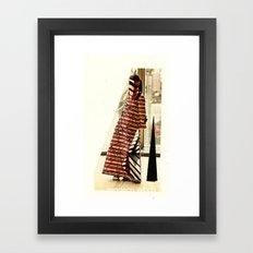 MODERN WITCH Print Framed Art Print