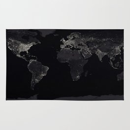 World map rugs society6 lights of the world rug gumiabroncs Images