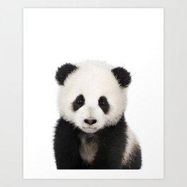 Panda Cub Kunstdrucke