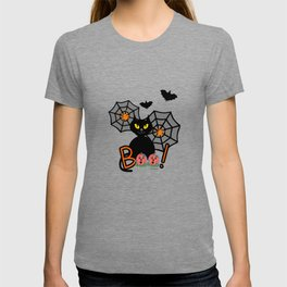 Happy Whimsical Halloween T-shirt