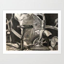 1st Real Still Life Art Print