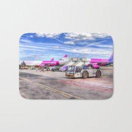 Wizz Air Aircraft Bath Mat