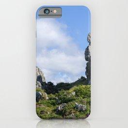 Roche Rock chapel 1 iPhone Case
