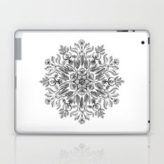 Thrive - Monochrome Mandala Laptop & iPad Skin