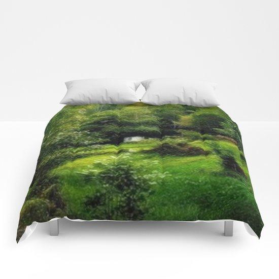 naturel Comforters