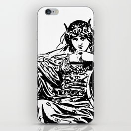The Second Tale iPhone Skin