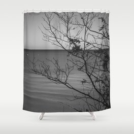 All Those Yesterdays Shower Curtain