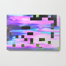 scrmbmosh30x4a Metal Print