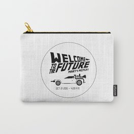 BACK TO THE FUTURE #2 Carry-All Pouch