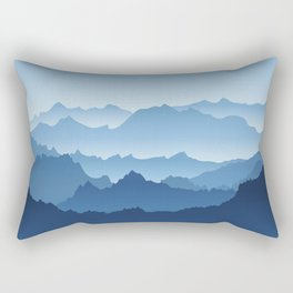 No Boundaries Rectangular Pillow