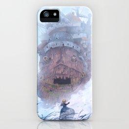 Howl's Castle iPhone Case