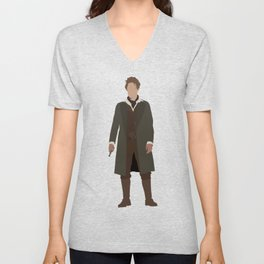 Eighth Doctor: Paul McGann Unisex V-Neck