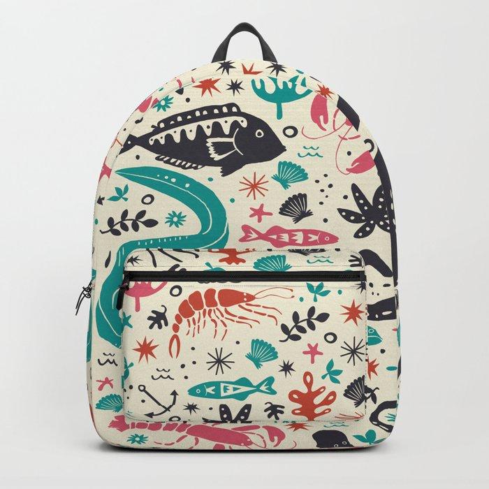 Sea Patrol Backpack