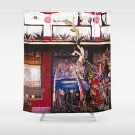 Hot Shop Shower Curtain