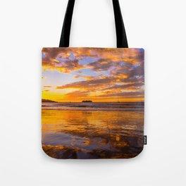 Sunset Playa Hermosa, Costa Rica Tote Bag