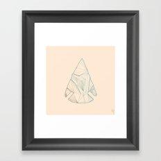 Zuya Framed Art Print