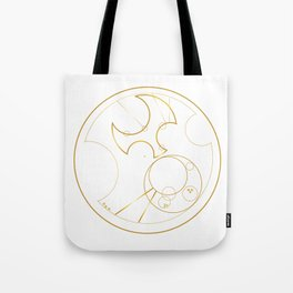 Hello Sweetie from Gallifrey Tote Bag