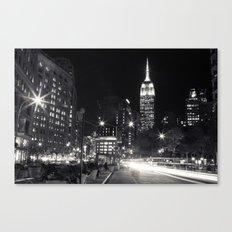 Madison Square Park Canvas Print