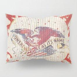 American Gasoline - Vintage Label Pillow Sham