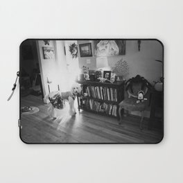 """Ziggy Star-Dog"" by Lindsay Wiggins Laptop Sleeve"
