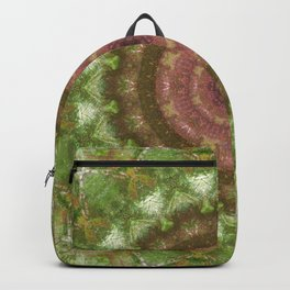 Forest Portal Mandala Backpack