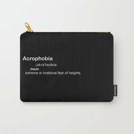 acrophobia Carry-All Pouch