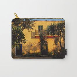 Sardignia Sunset Carry-All Pouch