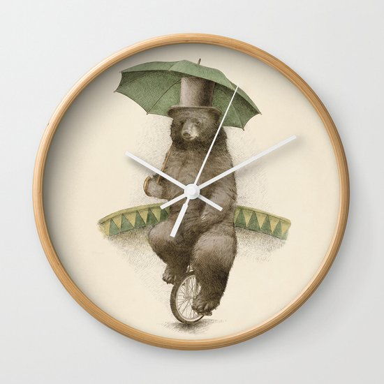 Frederick Wall Clock