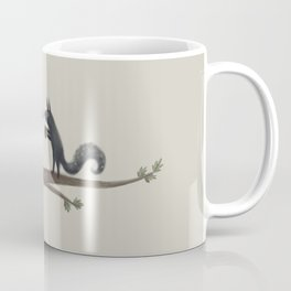 Autumn Squirrels Coffee Mug
