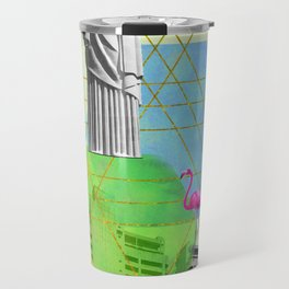 Christ of Suburbia Travel Mug