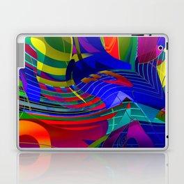 O V E R S T R U N G Laptop & iPad Skin