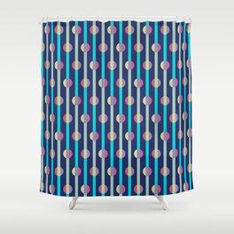 Mod Stripe Shower Curtain