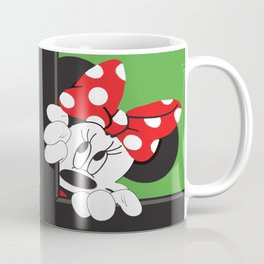 Minnie Mouse No. 8 Coffee Mug