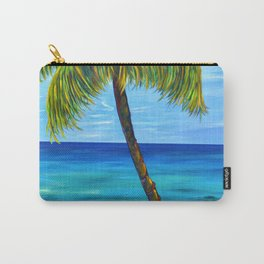 Maui Beach Day Carry-All Pouch
