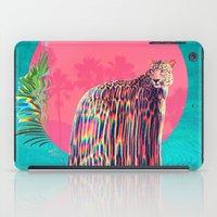 jaguar iPad Cases featuring Jaguar by Ali GULEC