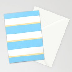 Blue + Yellow. Stationery Cards