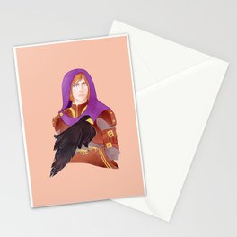 Leliana / THE RAVEN QUEEN Stationery Cards