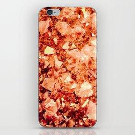 Amber iPhone Skin