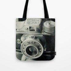 Hit Vintage camera Tote Bag