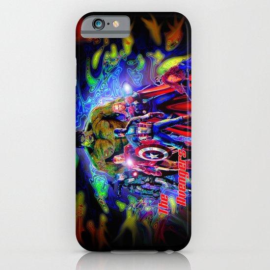 A vengers iPhone & iPod Case