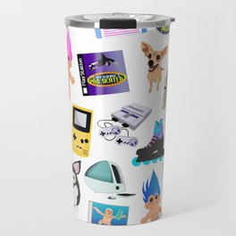 Only 90's Kids Will Understand Travel Mug