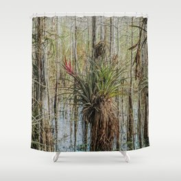 Unexpected Beauty Shower Curtain