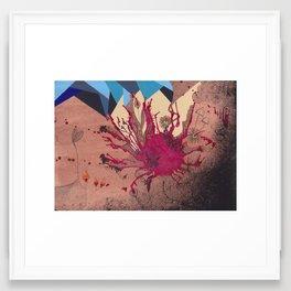 Plethora Framed Art Print