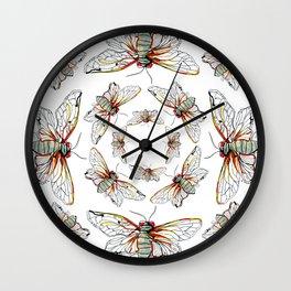 Cicada I Wall Clock