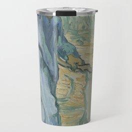 The Woodcutter (after Millet) Travel Mug