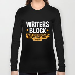 Theatre Broadway Actor Long Sleeve T-shirt