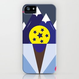 Surreal Ice Cream iPhone Case
