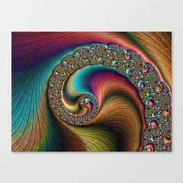 Wonderwall Canvas Print