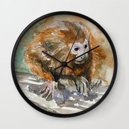 MONKEY#1 Wall Clock