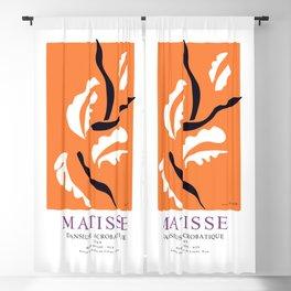 Henti Matisse Danseuse Acrobatique 1949 Artwork for Wall Art, Prints, Posters, Tshirts, Men, Women, Kids Blackout Curtain